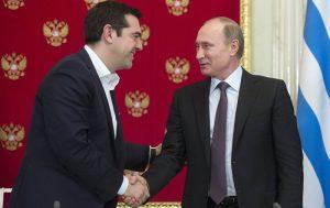 Путин в Греции: перспективы взаимодействия.